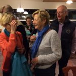Vlnr: Will Verkuijlen, Annie Vissers, José en Frans de Charro