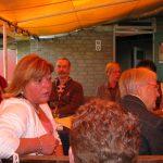Vlnr: Nos Mommers, Lilian van Gorp, Frits de Charro, Will Verkuijlen en Annie Hollants