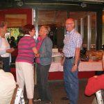 Felicitaties voor 3e prijswinnaars Annelies de Graaf en Frans de Charro