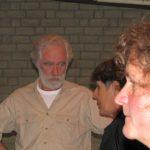 Vlnr: John Stijns (†), Snjezana Matijevic en Anita Renard