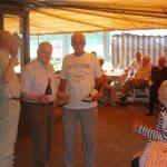 Wim van den Berg (†) en Jan Maijen behaalden de tweede plaats