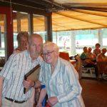 De poedelprijs was voor Jos Peij en Francine van Geffen (†)