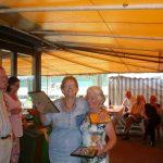 1e prijs voor Rikie Veenstra en Jeannette van Riel in 2013
