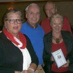 De tweede prijs was voor Ton van Schijndel en Hanny Klomp