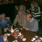 Vlnr: Henk de Grooth, Henk Duits en Harry Melis