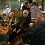 Vlnr: José de Charro, Hanny Klomp, Jos Michielsen en Henk Duits