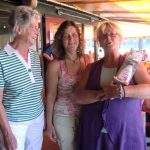 1e prijs Dames Jeu de Boulestoernooi 2010
