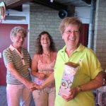 2e prijs Dames Jeu de Boulestoernooi 2010